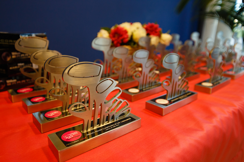 Circuito de golf escrol: Entrega de premios.