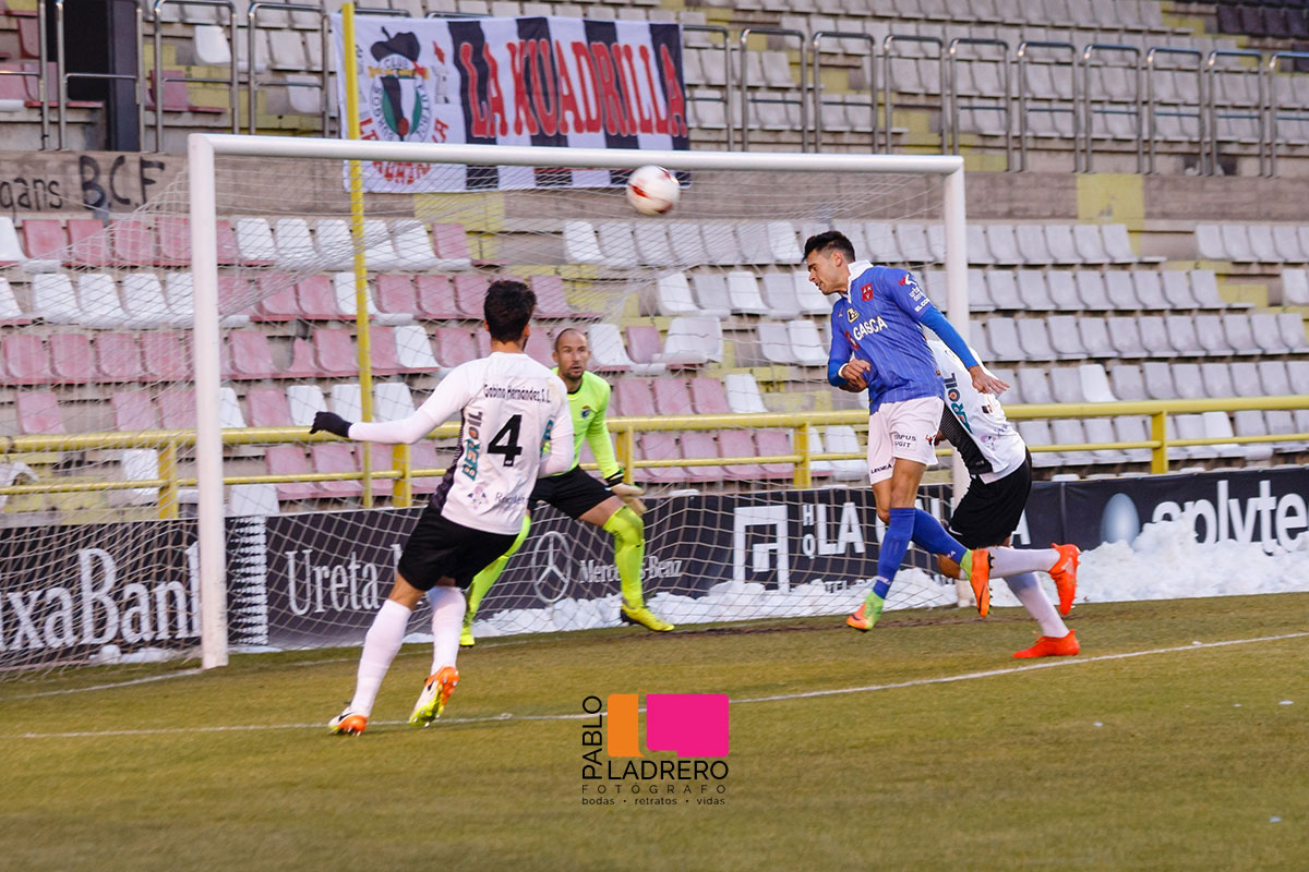 Fútbol: Burgos – Barakaldo