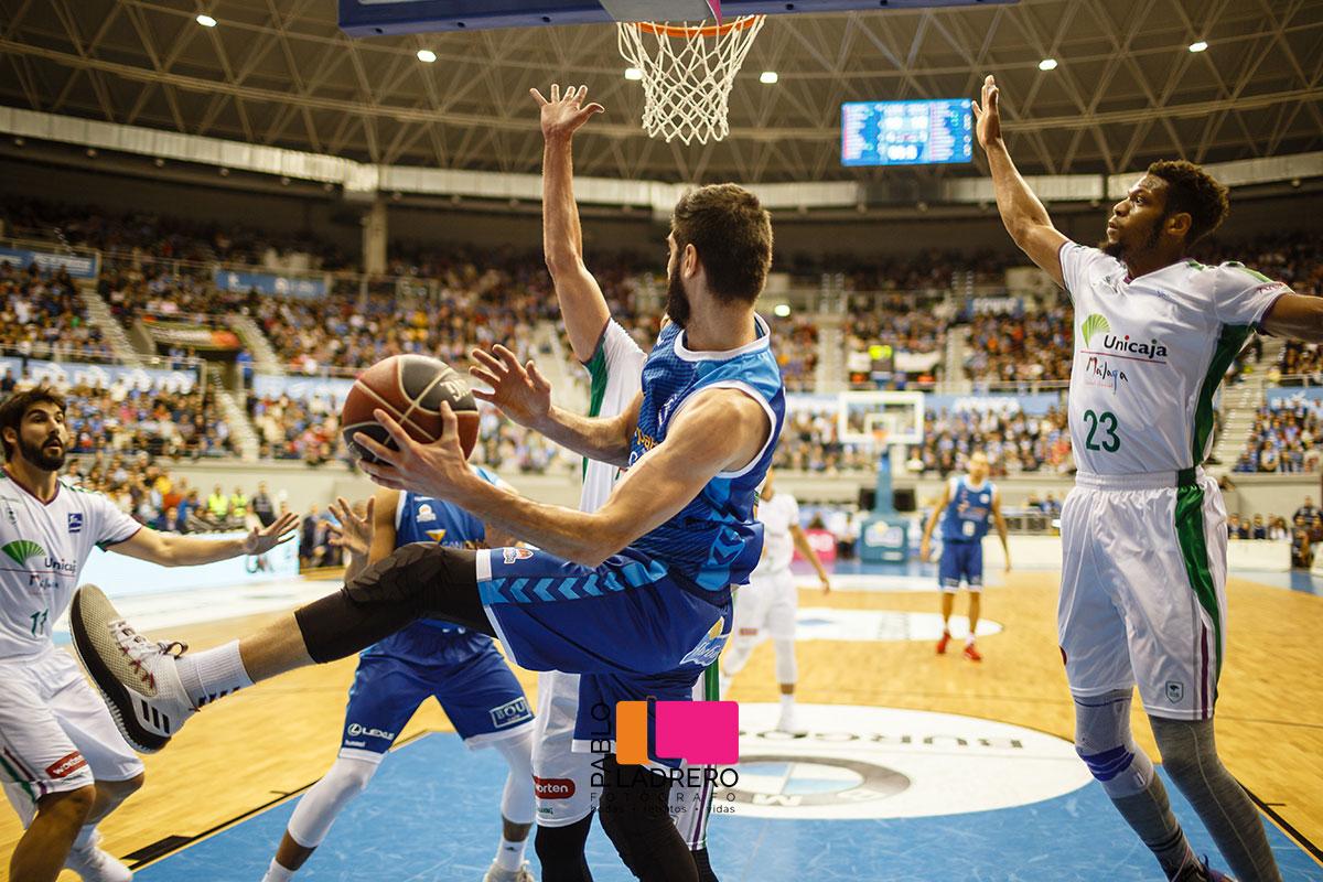 Baloncesto: Burgos – Málaga