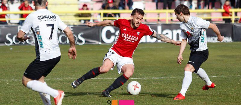 Fútbol: Burgos – Mirandés